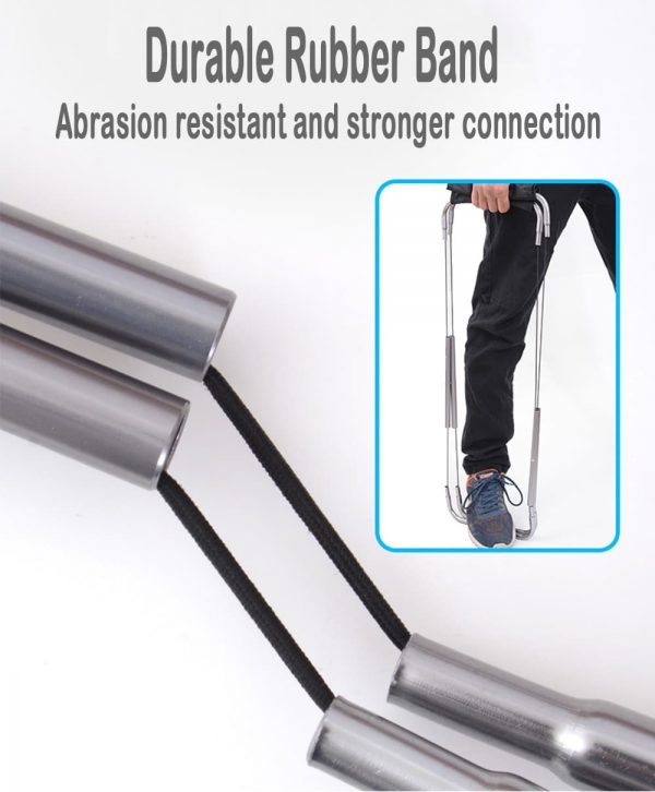 Camping Stool Portable Outdoor Aluminum Alloy Folding Camping Stool Lightweight Collapsible Chair for Camping, Hiking, Fishing, BBQ, Travelling, Beach