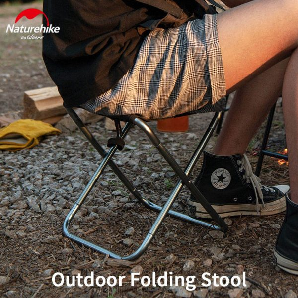 Naturehike Portable Outdoor Foldable Fishing Chair