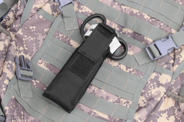 One Hand Outdoor Survival First Aid Tourniquet Fast Hemostasis Medical Emergency Tactical Swat Military Exploration Trauma Shear + Molle Pouch