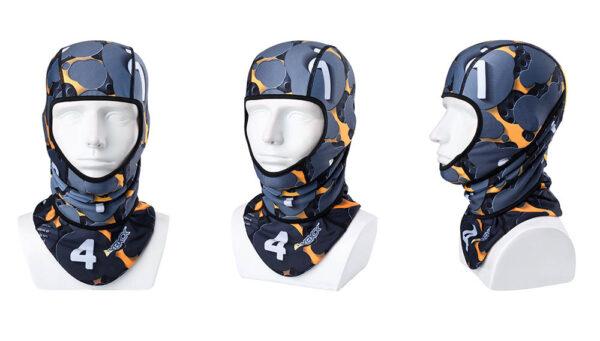 New Winter Polar Fleece Warm Beanies Balaclava Full Face Cap Cold Windproof Snowboard Helmet Liner Head Shield Thermal Hat Men Women Fashion