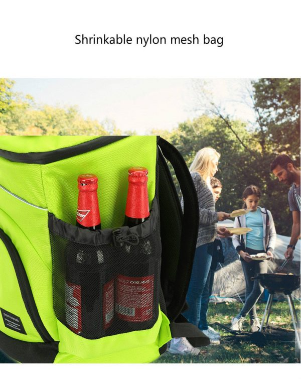 DENUONISS Large 33L Cooler Backpack, 36 CansLeakproof Lightweight Insulated Cooler Bag