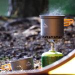 Widesea Camping Pot 800&500ml
