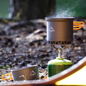 Widesea Camping Pot 800&500ml