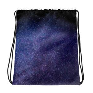 North Pole Star Drawstring Bag sickbay backpack