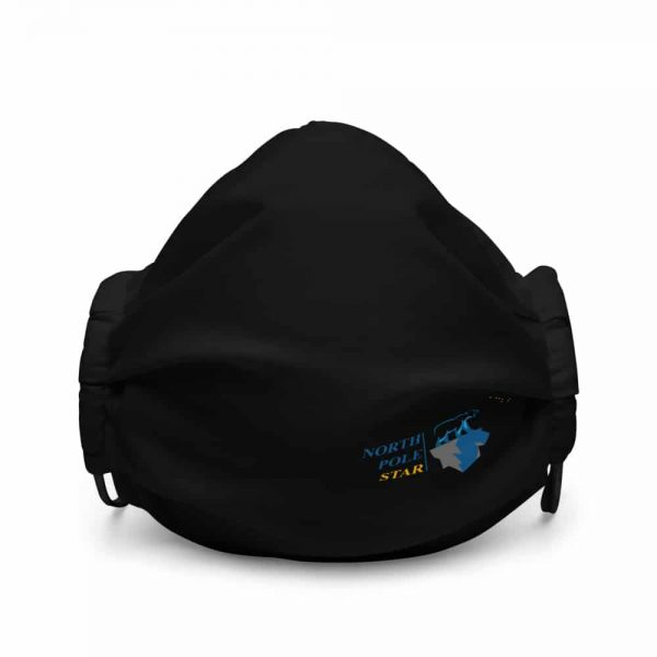 North Pole Star Premium Face Mask with filter pocket