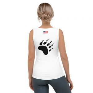 North Pole Star Women's Tank Top NY10039