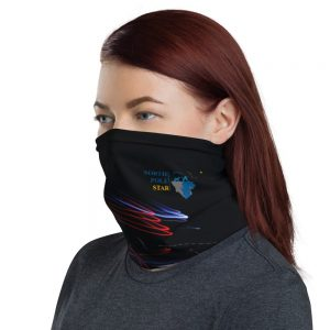 Shop North Pole Star Neck Gaiter NY11205 Face Scarf Fashion Mask Cooling Breathable Bandana WindproofBalaclava UV Protection Half Face Cover Reusable Headband for Men Women