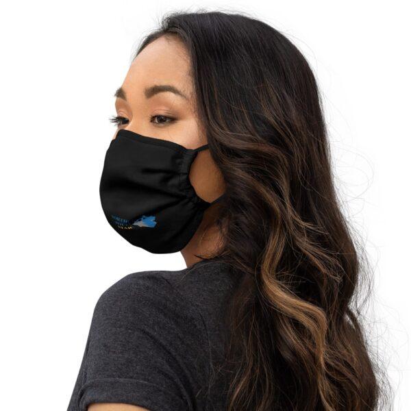 North Pole Star Premium Face Mask