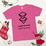 Bitclout Unisex T-Shirt – Made in USA-1