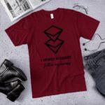 Bitclout Unisex T-Shirt – Made in USA-10