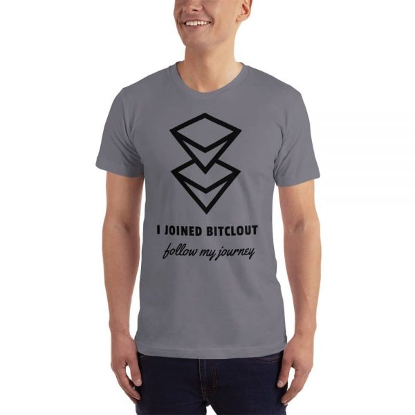 Bitclout Unisex T-Shirt - Made in USA