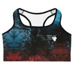 North Pole Star Sports Bra AN99502-Front