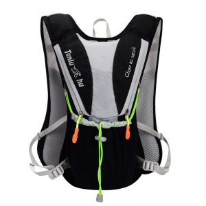 TANLUHU 675 UltralightHydration Backpack with 2L Water Bladder, Insulated Water Backpack withReflective Stripe for Men Women, Perfect Trail Gear Hydration Pack forRunning, Hiking, Cycling, Camping