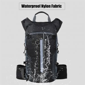 WEST BIKING 10L Hydration Vest withReflective Stripe for Men Women, Waterproof, Perfect Outdoor Sport Bags for Jogging, Marathon, Running, Hiking, Cycling, Camping