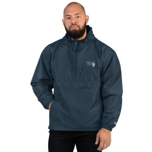 North Pole Star Unisex Champion Packable Jacket With Hood water resistant Super Lightweight Pullover Windbreaker for Cycling Hiking Running Camping Men Women